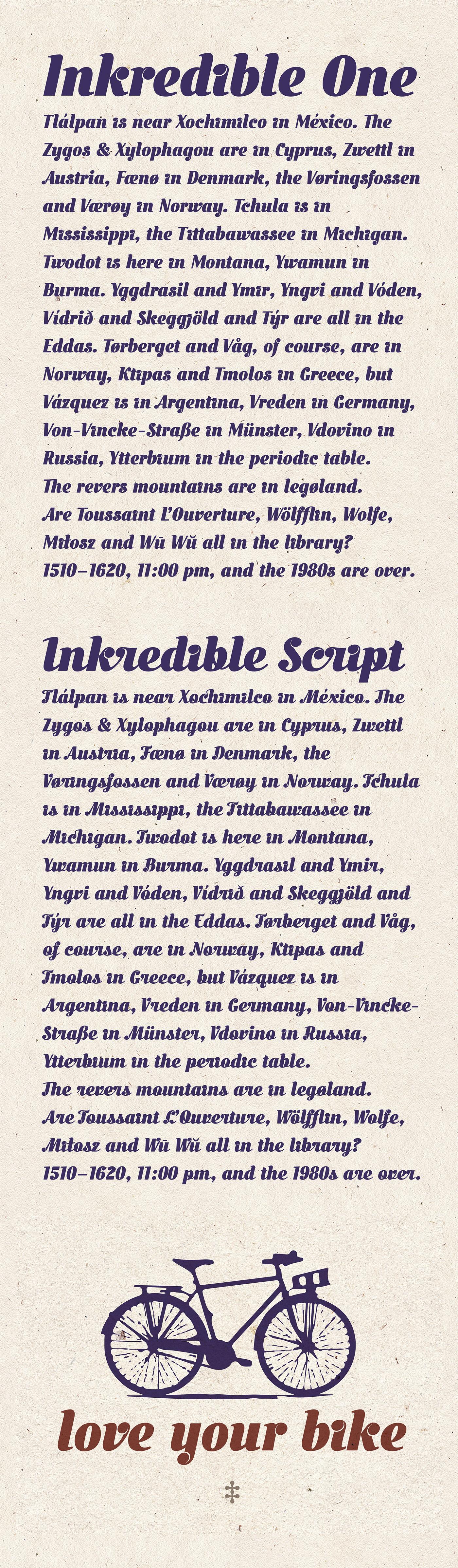 Inkredible scroll image